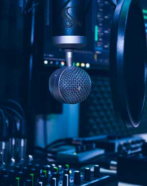 Audio Prodction